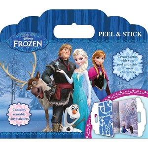 "Disney ""Frozen""  Peel & Stick"