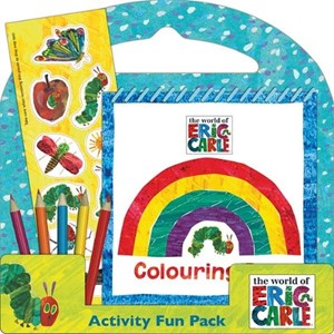 """Very Hungry Caterpillar"" Activity Fun Pack"