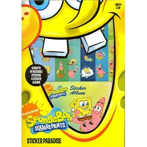 """SpongeBob"" Sticker Paradise"
