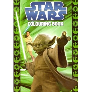 "Fargebok ""Star Wars Coloring Book"""