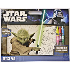 """Star Wars"" Artist Pad"
