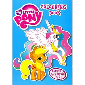 "Fargebok ""My little Pony Colouring Book"""