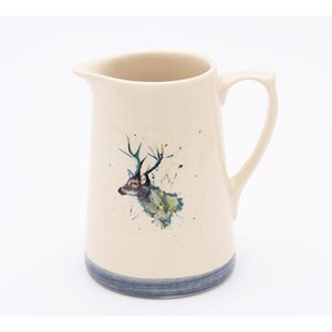 """Highland"", 250 ml Small Jug Stag"