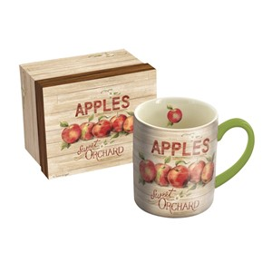 """Apple Orchard"" Krus 4,14dl (14 oz)"