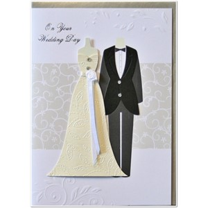 "Wedding, ""On Your Wedding Day"""