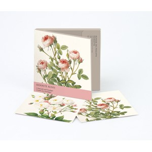 """Pierre-Joseph Redoute - Roses"" Notecards"