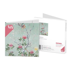 """Chinese Blossom"" Notecards (8/8)"