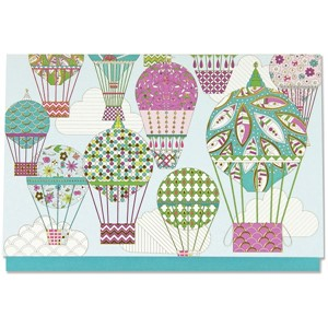 """Balloons"" Note Cards (14/15)"