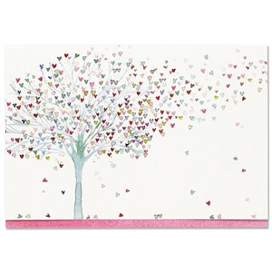 """Tree of Hearts"" Note Cards (14/15)"