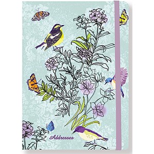 """Summer Songbirds"" Adress Journals"