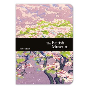 """Blossom Tree"" A5 Luxury Notebook"