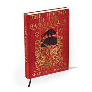 """The Hound of the Baskervilles by S. Holmes"""