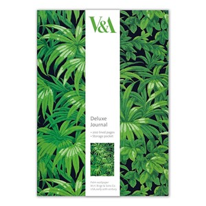 """Palm Wallpaper"" Deluxe Journal"