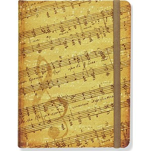 """Music"" Mid-size Journal"