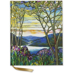"""Tiffany Window"" Oversize Journal"