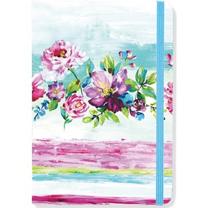 """Floral Spectrum"" Small Journal"