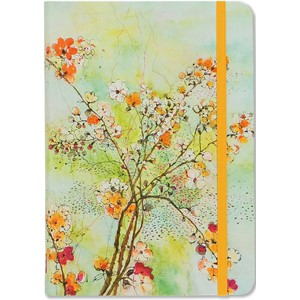 """Dogwood Blossoms"" Small Journal"
