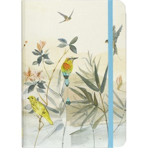 """Bird Garden"" Small Journal"