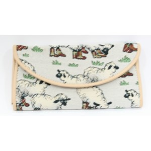 "Envelope Purse ""Sheep"""