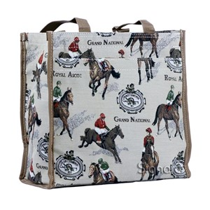 "Shopper Bag ""Racing"""