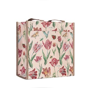 "Shopper Bag ""Marrel's Tulip White"""