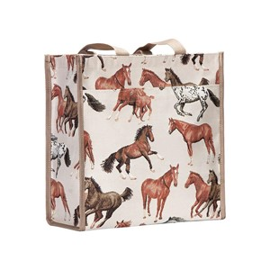 "Shopper Bag ""Running Horse"""
