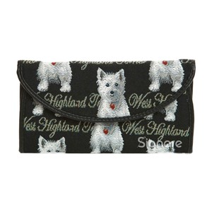 "Envelope Purse ""Westie"""