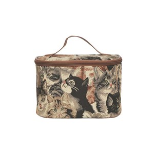 "Toiletry Case ""Cat"""