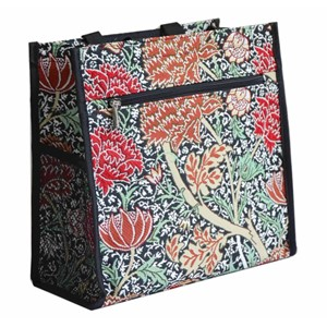 "Shopper Bag ""William Morris - The Cray"""